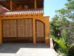 Arched entry to Casita #2